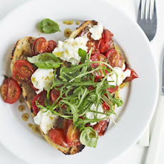 Roasted Tomato, Mozzarella & Rocket