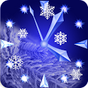 Snow Clock free icon