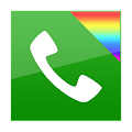 App exDialer Light ICS Theme APK for Kindle