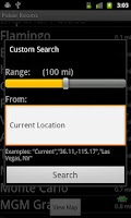 Screenshot of Poker Room Directory