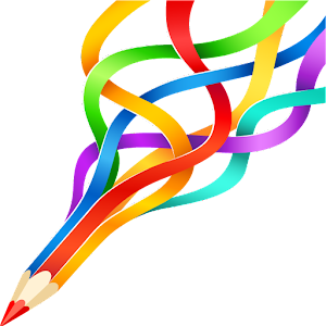 Coloring Pages for kids 3D Icon
