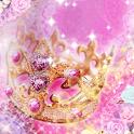粉红冠冕 icon