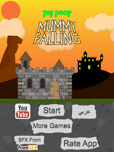 The Drop : Mummy Falling - screenshot