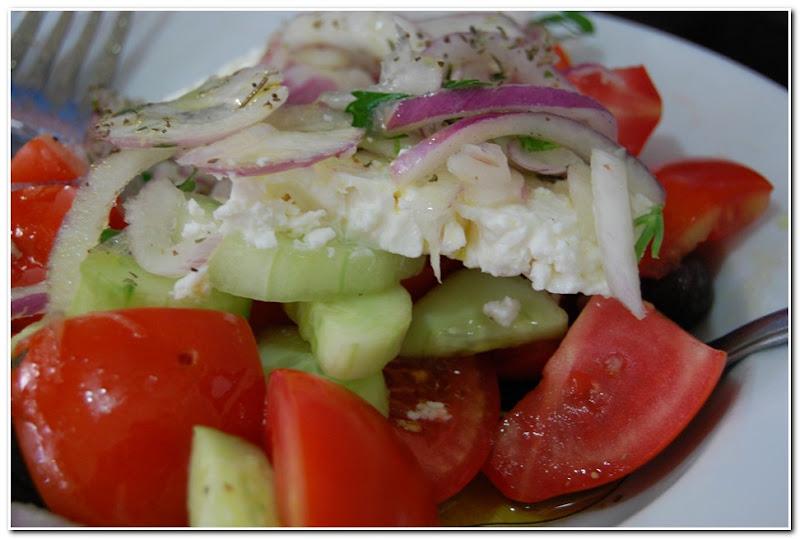 o que comer em grecia