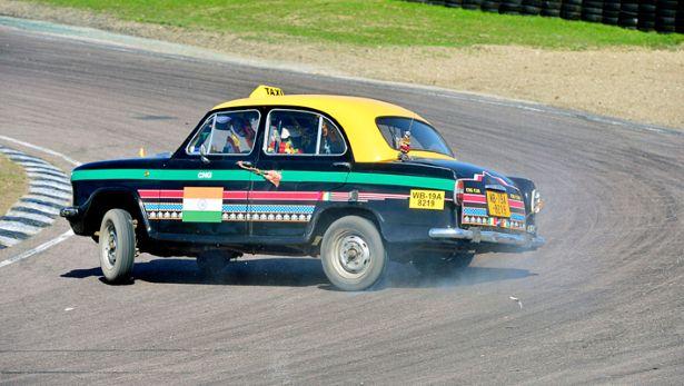 Top Gear Taxi