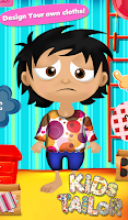 Screenshot of Kids Tailor - Kids Game