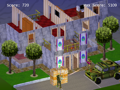 Isometric Wars - screenshot