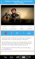 Screenshot of NAK Collection-Nouman Ali Khan