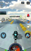 Screenshot of Turbo Moto Racing