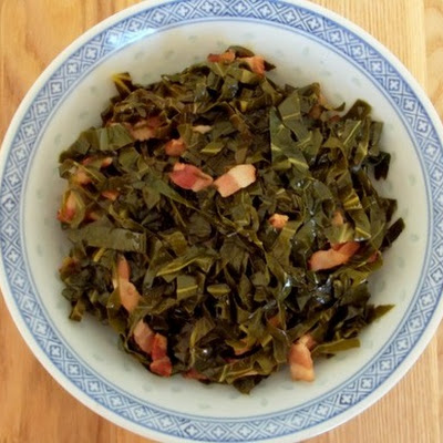 Sam Sifton's Braised Collard Greens