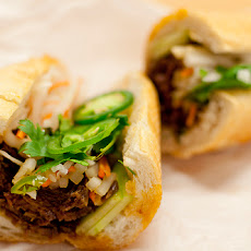 Jalapeno Steak Sandwiches