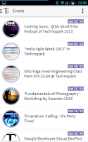 Screenshot of Technopark Times