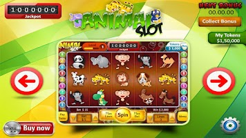 Screenshot of Animal Slot Free Slot Machines