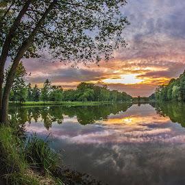 by Paweł Saj - City,  Street & Park  City Parks (  )