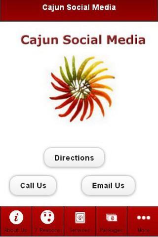 Cajun Social Media