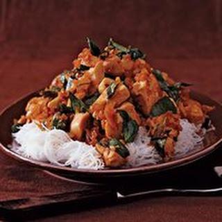 Basil Garlic Chili Chicken Recipes