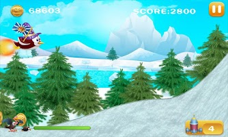 Screenshot of Penguin Wings 2