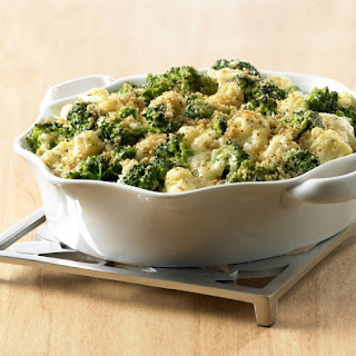 Broccoli Cauliflower Casserole