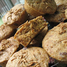 Chocolate Chip Bran Muffins