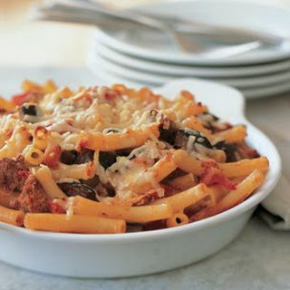 Baked Ziti with Pork Ragù