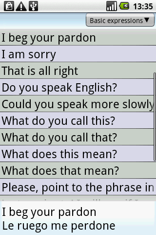 BKS English-Spanish PhraseBook