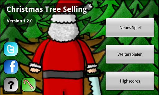 Christmas Tree Selling
