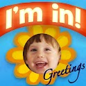 Greeting Cards - I'm In! icon