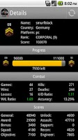 Screenshot of BF3 Stats