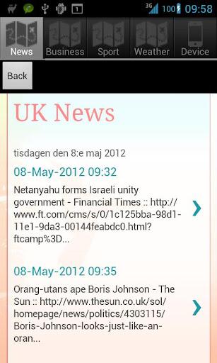 UK news Now