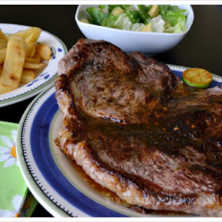 Butter Topping Steak Recipes