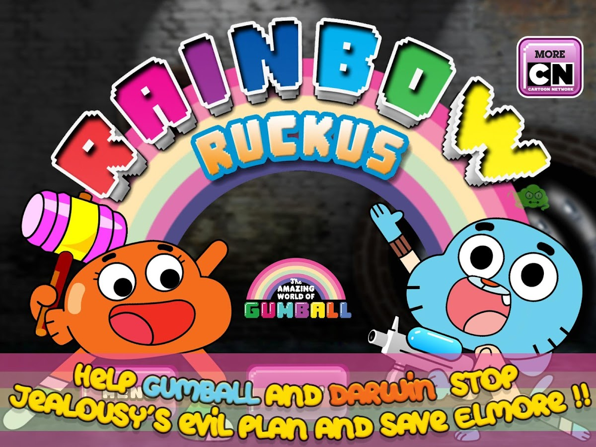Gumball Rainbow Ruckus Screenshot 14