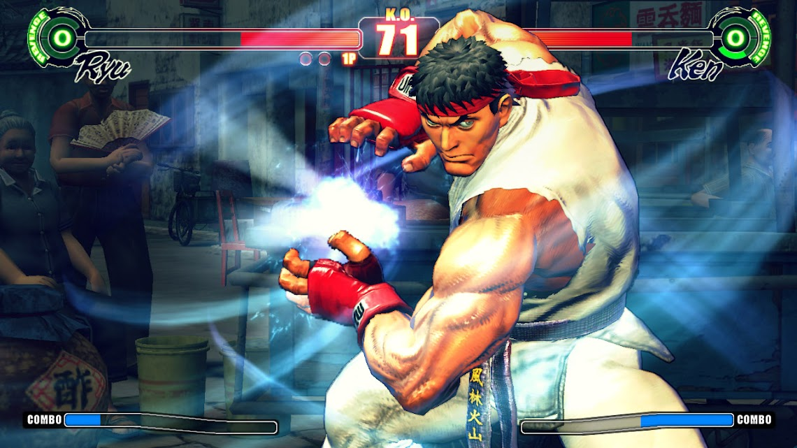 Capcom hiring for a brand new fighting game