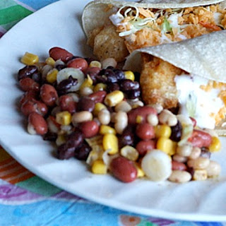 Corn And Red Bean Salad Recipes