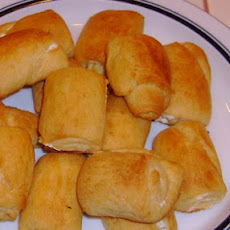 Mini Cream Cheese Rolls