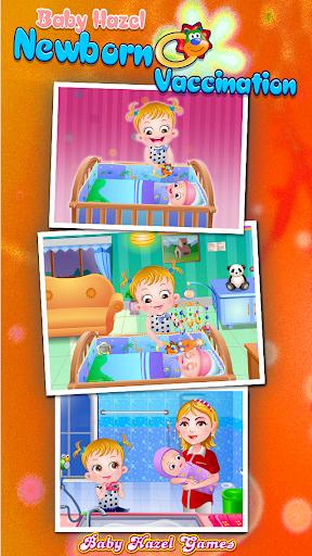 Baby Hazel Newborn Vaccination - screenshot