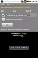 Screenshot of 2x Battery Saver