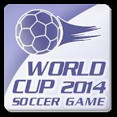 World Cup 2014 Soccer Game APK for Bluestacks