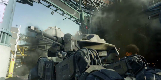 Call Of Duty: Advanced Warfare is the new Call Of Duty