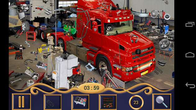 Car Mechanic Hidden Object APK 1.4 - Free Puzzle Games for