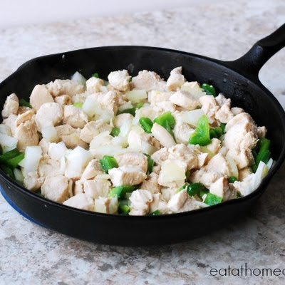 Basic Chicken Skillet – The Foundation for Lots of Meal Possibilities