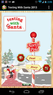 Texting With Santa - screenshot