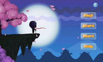 Screenshot of Moon Chaser