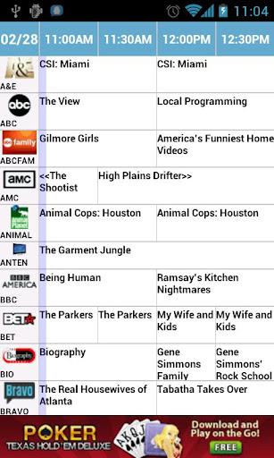 USA TV Droid Classic