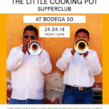 The Little Cooking Pot Supperclub - Mexican Fiesta