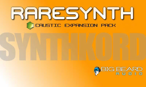 FREE CAUSTIC PACK 2 SYNTHKORDS