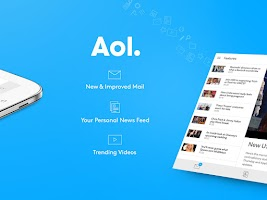 Screenshot of AOL: Mail, News & Video