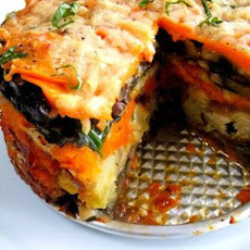 Winter Vegetable Torta