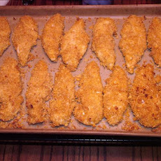 Crunchy Ranch Chicken Fingers