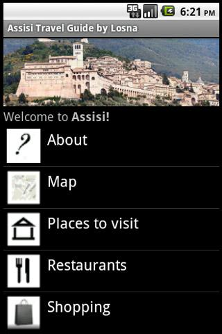 Assisi Travel Guide by Losna