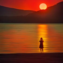 by Tomita Savastre - Landscapes Sunsets & Sunrises